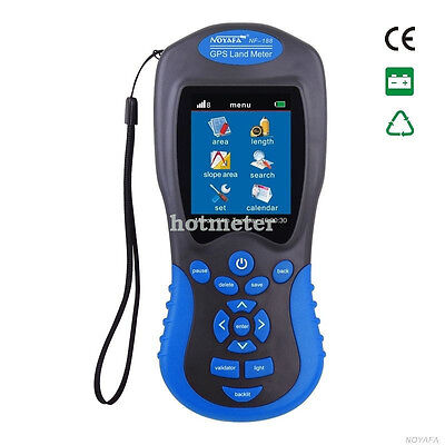 H● NF-188+GPS Test Devices Land Measuring Instrument