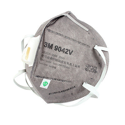 3M 9042V Folding protection face mask PM2.5 Activated carbon respirator