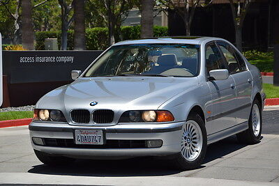 1998 BMW 5-Series 540I 1998 BMW 540I AUTOMATIC LOW MILES VERY CLEAN 98 540I