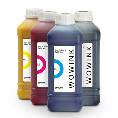 Eco Solvent Tinte fuer Mimaki® Roland® Mutoh® Epson®