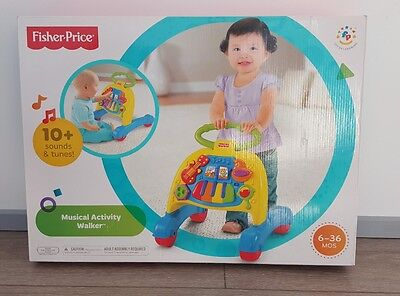 Baby Walker Infant Baby Activity Centre Walker Learning Musical 6-36months OP