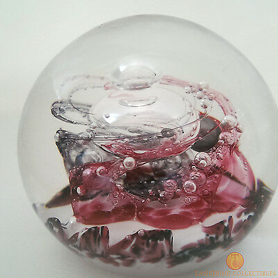 Selkirk FIREDANCE Paperweight (1995) Boxed With COA