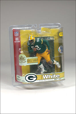 NFL Legends Series 3 Reggie White Packers Action Figure McFarlane Toys
