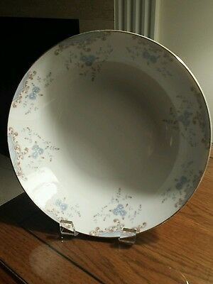 "Imperial China - Seville - 9 "" SERVING BOWL- W. Dalton MADE IN JAPAN #5303"