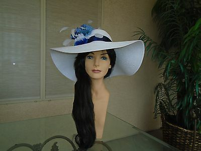 Kentucky derby navy blue