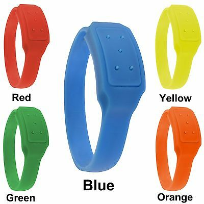 Mosquito Bands Repellent Holiday Travel Beach Stylish Bracelet Camping
