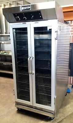 Doyon Dp14 Mobile Proofer Heater With 10 Shelves Holds Up To 20 Sheet Pans