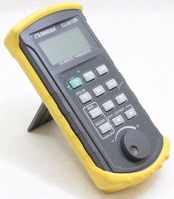 Omega CL3515R Calibrator  Thermometer 4- Digit LCD - Free Shipping