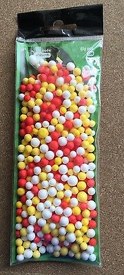 Lineaeffe Floating Beads 200pcs Assorted Fishing