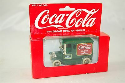 Coca Cola Coke Hartoy Lledo Days Gone Green Sales & Advertising Delivery Truck