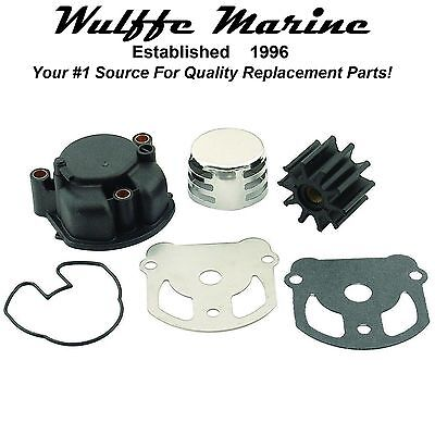 OMC Cobra Water Pump Impeller Kit with Housing Rpls 984461 983895 984744 18-3348