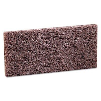 3M 8541 3M Brown Doodlebugown Scrub Pads & Floor Stripping Pads (5/bx)