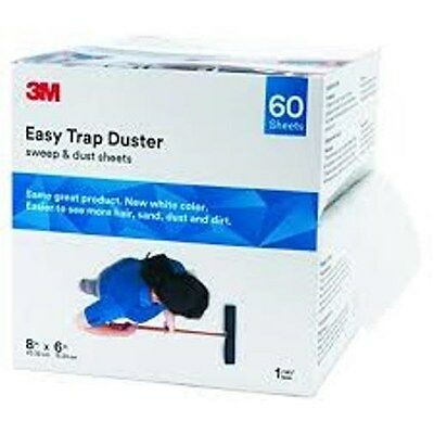 "3M 85919 EasyTrap Dust Mop Cloth Refills, 8"" x 125' Roll - What's Your Image Say"