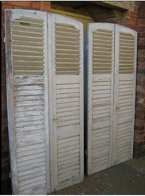 antique french shutters from provence shabby chic