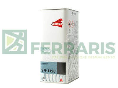 Clear VR1120 Cromax Dupont 2K for paint body car painting refinish Axalta 5 LT