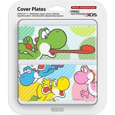 Faceplate Cover Case  Yoshi 040 New Nintendo 3DS New Sealed