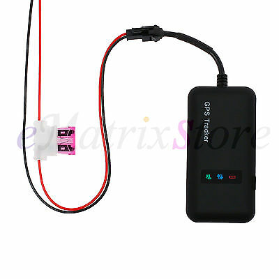 Mini GPS GSM Car Realtime Tracker Locator Vehicle/Van Personal Tracking Device