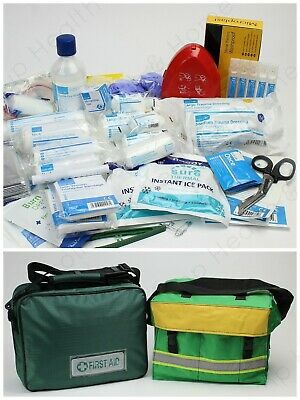 Trauma First Aid Kit. Advanced Emergency Response Bag High Spec Quality Contents