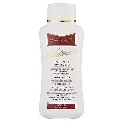 Makari Naturalle Intense Extreme Body Lotion 17.6oz – Lightening & Moisturizing