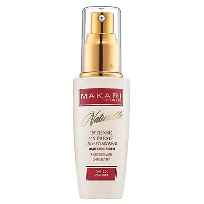 Makari Naturalle Intense Extreme Skin Lightening Serum 1.7oz –Moisturizing Serum