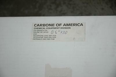 "Carbone America Graphilor Series 3 6"" 30 PSIG Burst Rupture Disc 23300 SCFM -NOS"