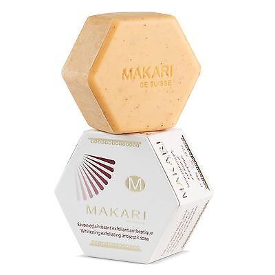 Makari Classic Whitening Exfoliating Antiseptic Soap 7 oz. – Cleansing Bar Soap