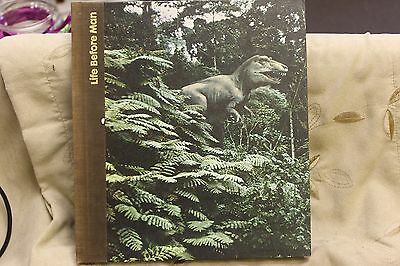 The Life Before Man Time-Life Books Emergence of Man Series  HC 1972 HC PREOWNED