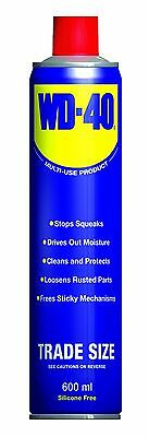 All Purpose Quality Aerosol Lubricant Multi Use 600ml