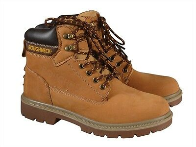 Roughneck Clothing Tornado Composite Midsole Wheat Site Boots UK 8 Euro 42