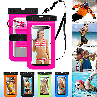 Phone Waterproof Pouch Dry Bag Case Cover For Samsung Galaxy J3 Prime/Prime 2017