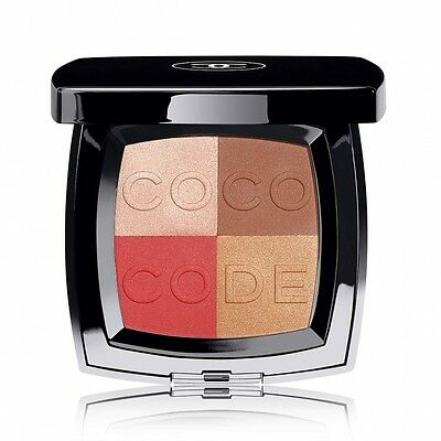 CHANEL S/S 2017 COCO CODE Blush Harmony Palette Limited Edition NEW BOXED WOMAN