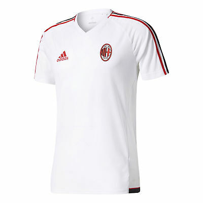 AC Milan Training Jersey - White