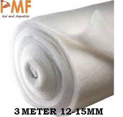 3M Aquarium Pond fish tank Filter Wool floss 12-15mm CHEAPEST ON EBAY