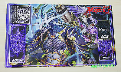 F1921 Free Mat Bag Enma Mujinlord Shiranui Nubatama Cardfight Vanguard Playmat