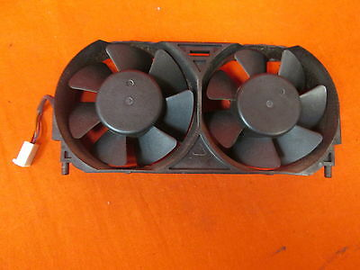 MICROSOFT XBOX 360 Power Dual Cooling Fan 3-Pin X807581-001
