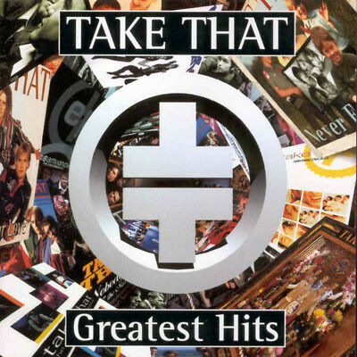 Take That / Greatest Hits (Best of) *NEW* Music CD