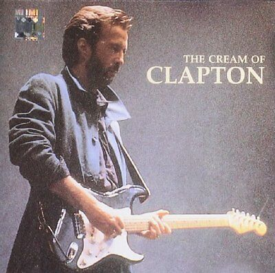 Eric Clapton / Cream Of Clapton (Greatest Hits/Best Of)*NEW* Music CD