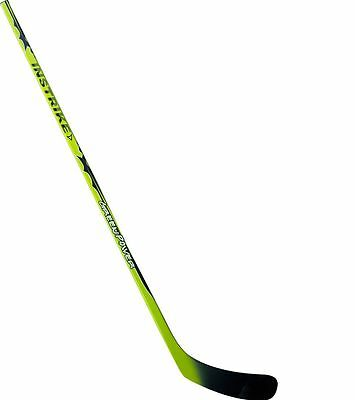 INSTRIKE Greenpower Composite Pro Hockey Schläger junior Hockeyschläger 117 cm