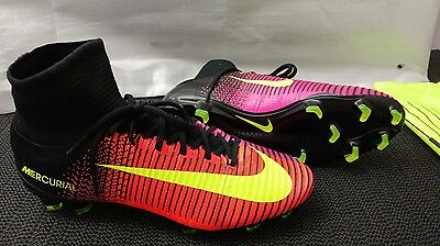 Nike Mercurial Superfly V FG Size 9 New Authentic Soccer