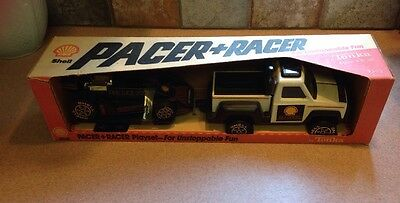 Tonka Pacer Racer Number 9302 Mint Inbox 1986 Using Shell Trademark