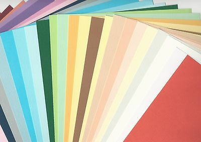A4 Linen Card 250Gsm Over 30 Different Colours - High Quality Product