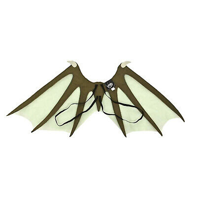 Adult Dragon Wings Costume Accessory elope Fantasy Game of Thrones One Size