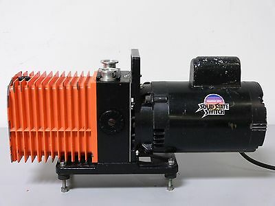 USED 2HP NACHI Variable Vane Hydraulic Pump Package - Series