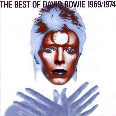 David Bowie / Best of 1969/1974 (Greatest Hits) *NEW* CD