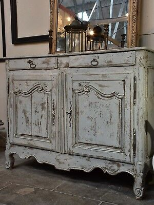 18th Century Provence style oak buffet - French buffet