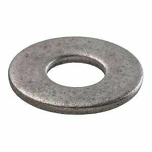 M20 Large Supa Galvanised Flat Washers 20mm x 45mm x 3mm - 50pc