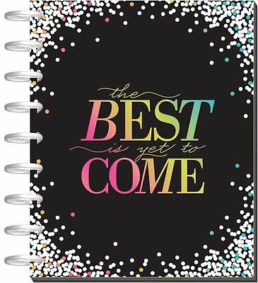 CLASSIC 2017-18 Stay Positive Happy Planner Create 365 Me & My Big Ideas MAMBI