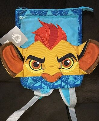 New Disney Store Lion Guard Kion Children's Backpack Great For Beach, Swimming