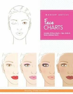 Makeup Artist Face Charts by Gina M Reyna 9781522744504 (Paperback, 2015)