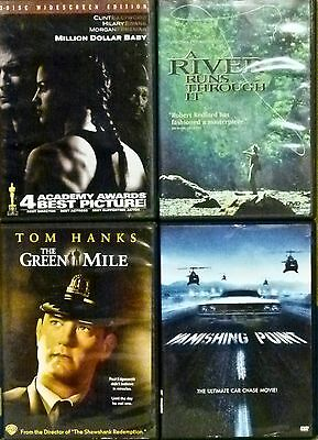 Mix of 4 Classic Dramas Movies From a Private Collection  DVD' in Great Shape!!